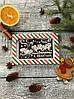 Шоколадная открытка С Новым годом