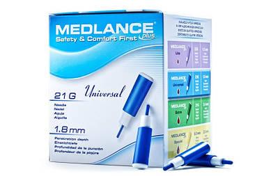 Ланцет автоматичний Medlance® Universal plus (синій)