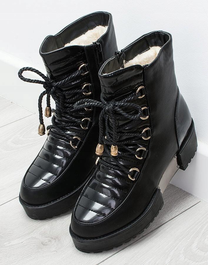 Женские ботинки Kate Black