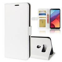 Чехол книжка для LG V30 Белый