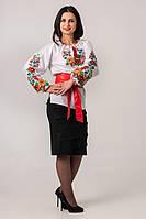 Стильная женская вышиванка