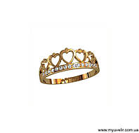 Кольца в виде короны в Украине. Сравнить цены c676a733d904b