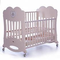 Детская кроватка Lettino Chaton Avorio Feretti, фото 2