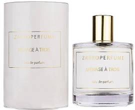 Zarkoperfume M`enage a Trois edp 100ml (лиц.)