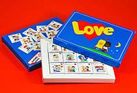 "Шоколадный набор ""Love is"" 12 шт."