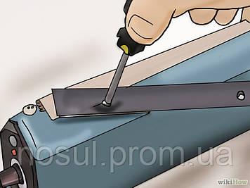 Рем.комплект для запайщика импульсного 400 мм (макс. 440мм) струна без тефлона Impulse Sealer