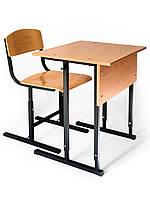 Школьная мебель комплект одноместный регулируемый «ГАРАНТ»  ТСО