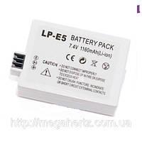 Аккумулятор батарея LP-E5 canon 450D 500D 1160 mAh