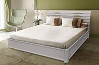 Кровать Мария (1,80 м.) с механизмом (Белый)