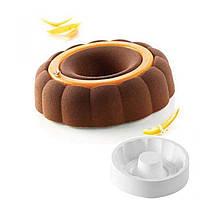 Силиконовая форма для муссовых тортов Парадиз