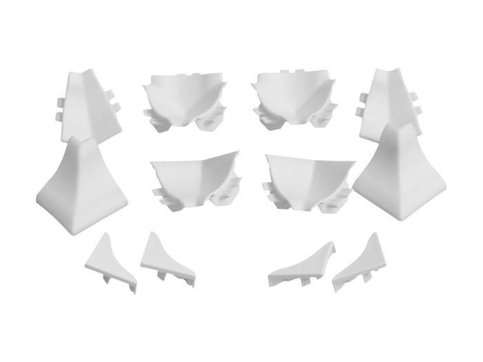 Набір фасонних елементів Rehau Білий Compact-line 91624
