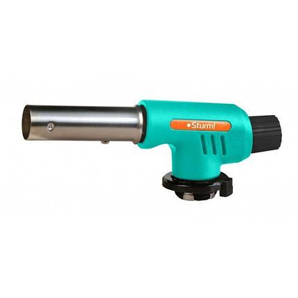 Горелка газовая (резак) с пьезоподжигом Sturm 5015-KL-01, фото 2