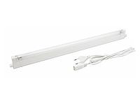 Подсветка люминисцентная большая GIFF L=495мм 16W 2,5A 220V белый холодный