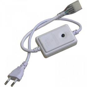 Контроллер для LED RGB ленты 220V 4Pin SL-600 mini ручной  Код.59386