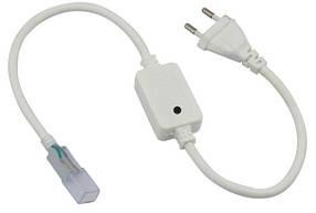 Контроллер для LED ленты 220V 2Pin SL-600 mini ручной  Код.59387