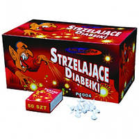 Петарды, бомбочки, чеснок – Strzelajace diabelki ( 50 штук)
