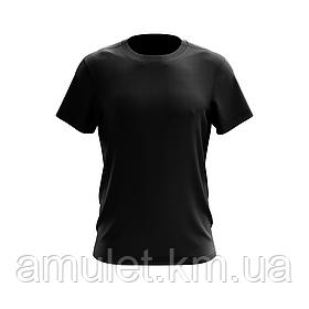 Однотонная футболка для мужчин