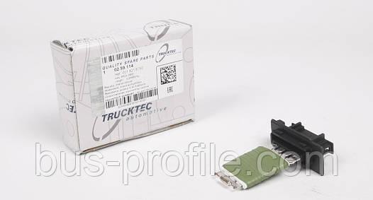 Реостат печки MB Sprinter CDI — Trucktec Automotive —02.59.114