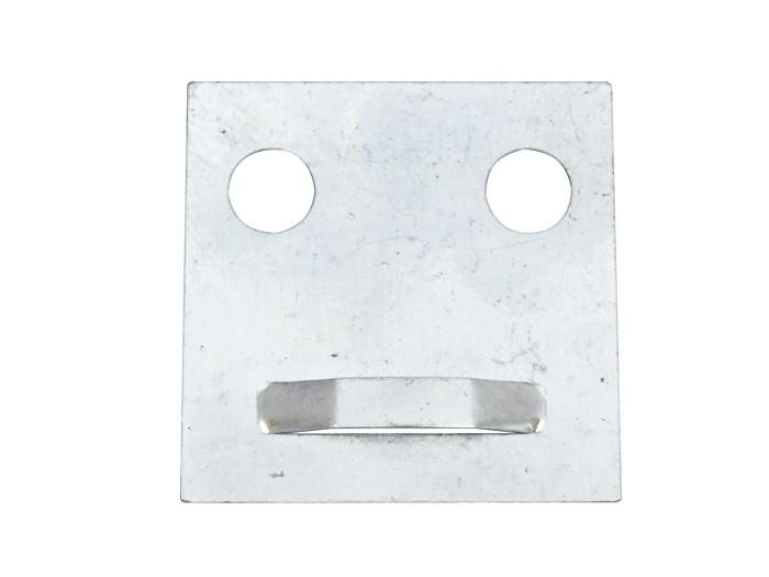 Кріплення для дзеркала - пластина GIFF 60х60