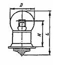 Лампа различного назначения РН 6-7 спец