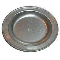 Тарелка (армейская, неглубокая, алюминиевая)