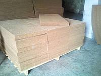 Кокосовая койра в листах 120*60 6см. для детских матрасов