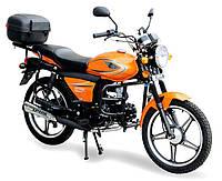 Мотоцикл Spark SP125C-2X (125 куб.см.; Альфа) Красный, фото 1