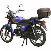 Мотоцикл Spark SP125C-2X (125 куб.см.; Альфа) Синий, фото 1