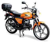 Мотоцикл Spark SP125C-2X (125 куб.см.; Альфа) Оранжевый, фото 1