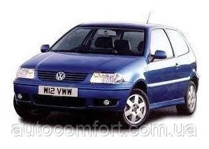 Лобовое стекло на Volkswagen Polo (Фольксваген Поло) (Седан, Комби) (1994-1999), Polo (Поло) (Седан) (00-02)