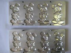Алюминиевые формы для леденцов, фигурный мармелад