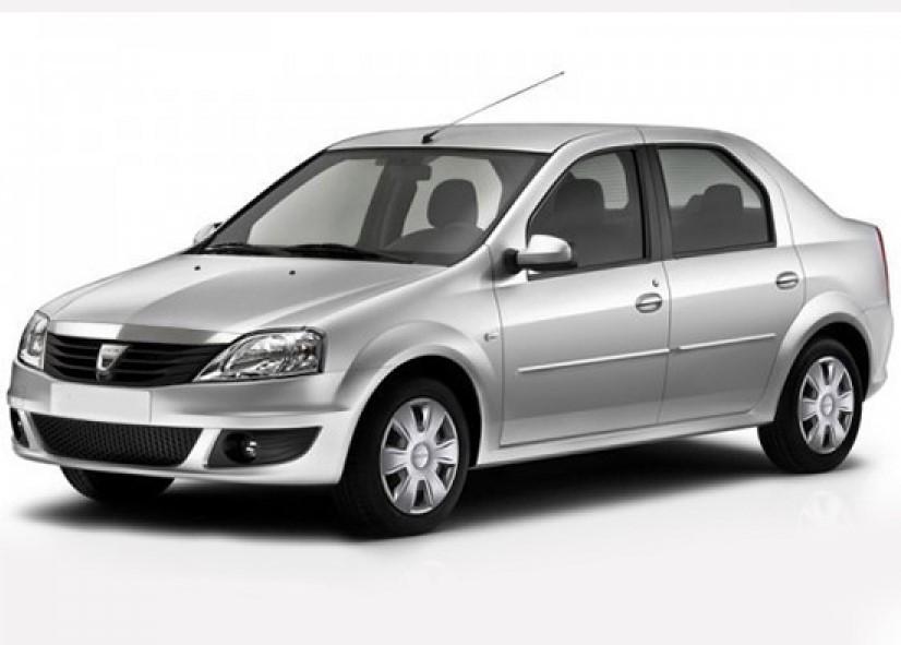 Лобовое стекло на Dacia Logan (2005-2012)