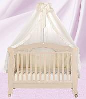 Детская кроватка Feretti Divano Grandeur Avorio