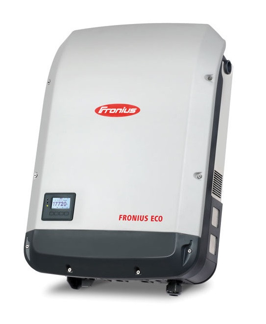Fronius 27 кВт, сетевой солнечный инвертор, Fronius ECO Light - Inverter Trifase 27 000Wac 1MPPT+WLAN+Comcard