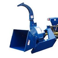 """Измельчитель стеблей """"ДТЗ"""" ИВ20 (с авто. подачей, максимальный диаметр перерабатываемых ветвей 200 мм)"""