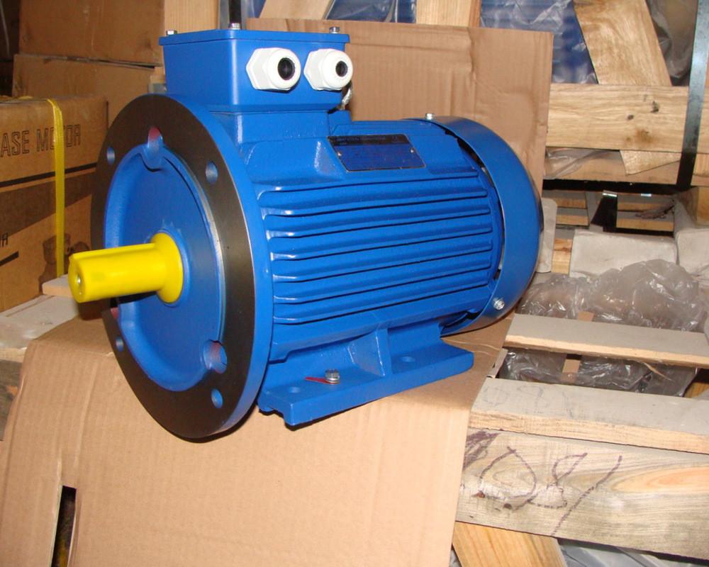 Электродвигатель електродвигун АИР 250 S8 37 кВт 750 об/мин