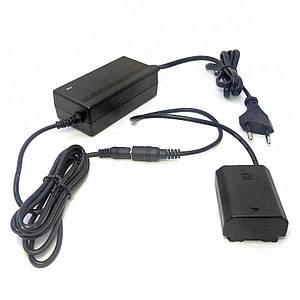 Адаптер живлення RingTeam від мережі 220В та імітатор батареї для Sony Alpha 9 A9 A7RIII A7 III