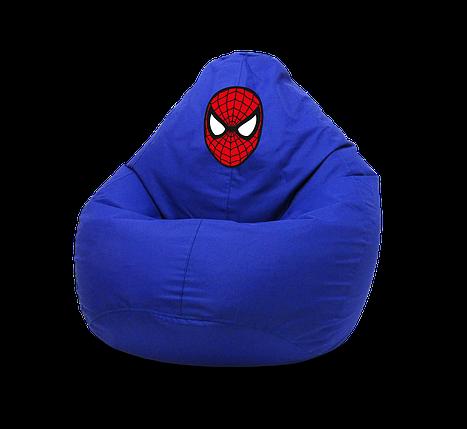 "Кресло мешок груша ""Человек паук"", фото 2"