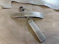 Ремешок из кожи лап Страуса для BALMAIN