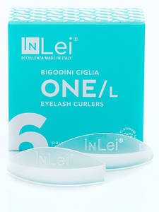 Силиконовые бигуди ONLY In Lei 1 пара для ламинирования ресниц Размер - L