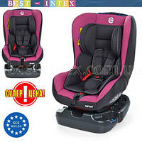 Автокресло ME 1010 INFANT PINK SHADOW Серо-розовое, фото 1