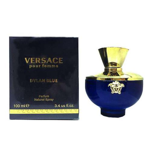 Парфюмерная вода для женщин Versace Pour Femme Dylan Blue, 100 мл