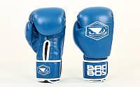 Перчатки боксерские BAD BOY STRIKE VL-6615-B
