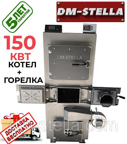 Пеллетный котел 150 кВт DM-STELLA, фото 2
