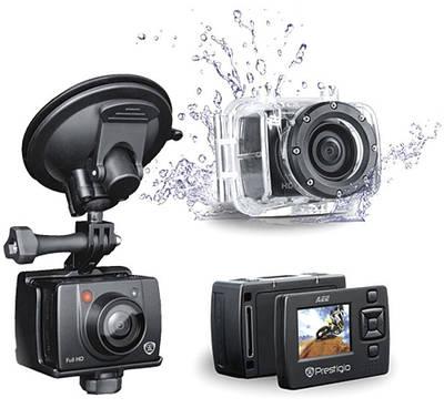 Екшн камери, відеореєстратори та аксесуари