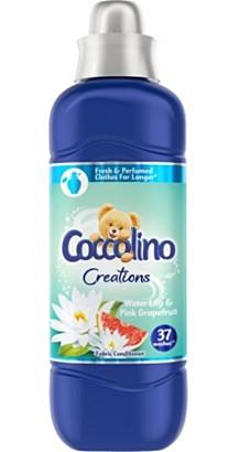 Ополіскувач для прання Coccolino Water Lily & Pink Grapefruit 0.925 л