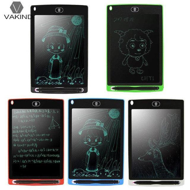 Электронный LCD планшет для записи и рисования Writing Tablet