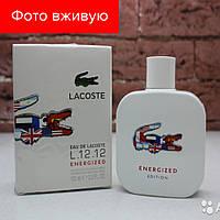 Lacoste L.12.12 Energized Pour Homme Eau de Toilette 100 ml  Туалетная вода Лакосте Л.12.12 Енерджайзед 100 мл