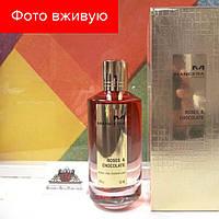 Mancera Roses & Chocolate. Eau de Parfum 120 ml | Парфюмированная Вода Мансера Роза и Шоколад 120 мл