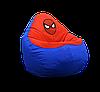 """Кресло мешок груша """"Spiderman"""""""